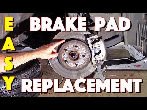 How To Replace Brake Pads – Lexus RX330 – Easy DIY!