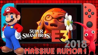 Massive Nintendo E3 2018 Leak: Smash Bros Switch Release Date, New Super Mario Bros, Pikmin 4 & More