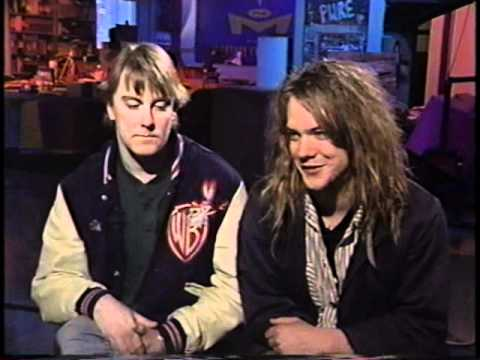 Soul Asylum - Interview Toronto 1993