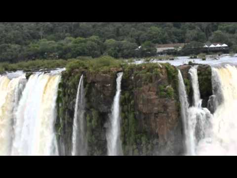 Iguazu falls border of argentina and brazil | Visit Iguazu falls documentary | Travel Video Guide