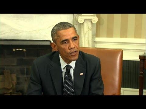 Obama condemns 'tragic' Ottawa attack