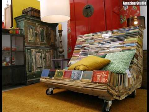 recycling m bel wundersch nes sofa aus paletten youtube. Black Bedroom Furniture Sets. Home Design Ideas