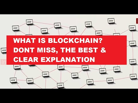 Blockchain Technology in 2019 | What is Blockchain with realtime projects