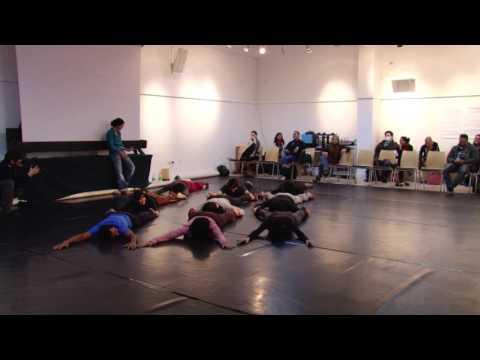 Crawlimal: Open Rehearsal with Padmini Chettur