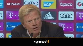Komplette PK: So tickt Bayerns neuer Macher Oliver Kahn | SPORT1