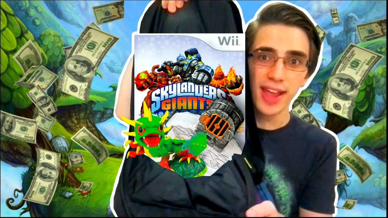 I Spent R1000 On SKYLANDERS! (Now With A Thumbnail!)