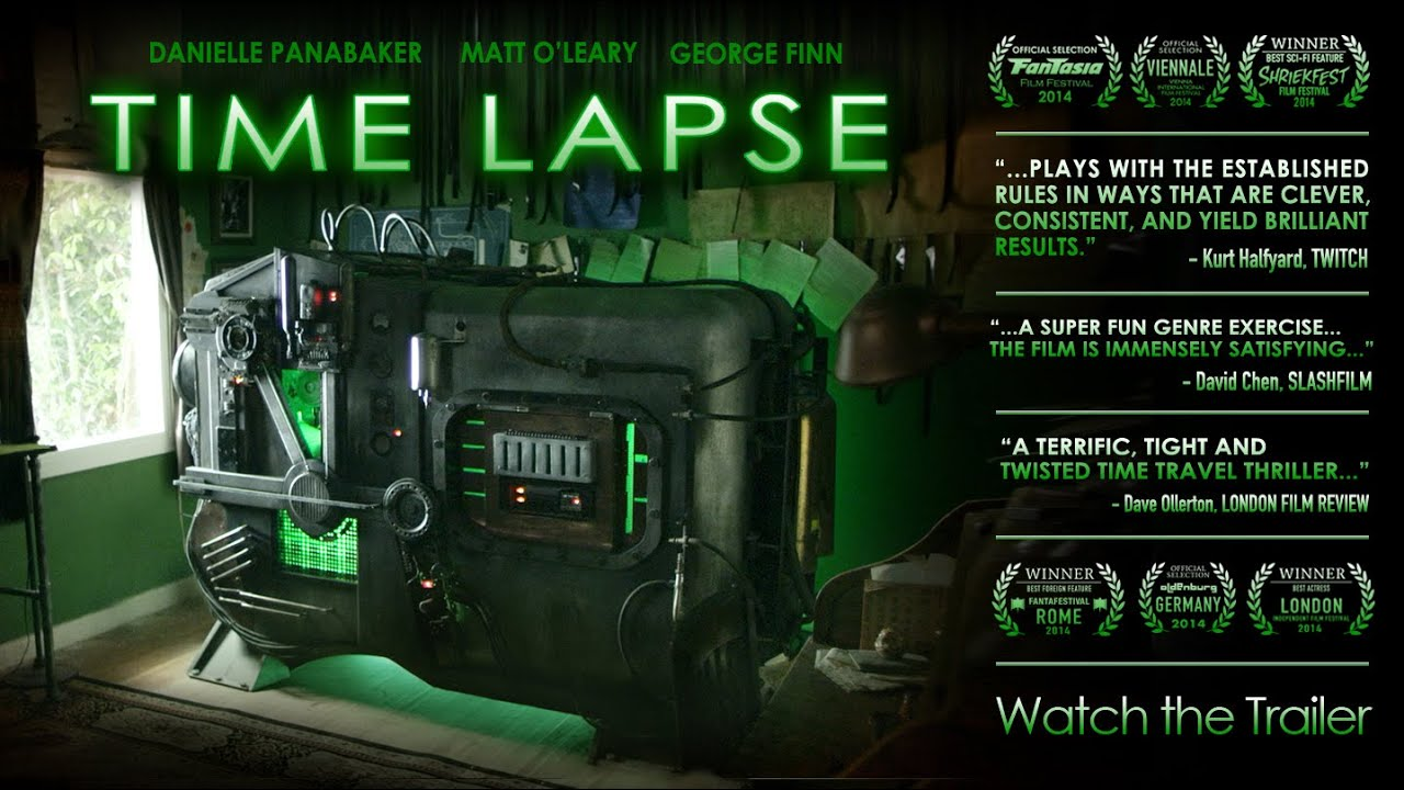 TIME LAPSE - Official Trailer