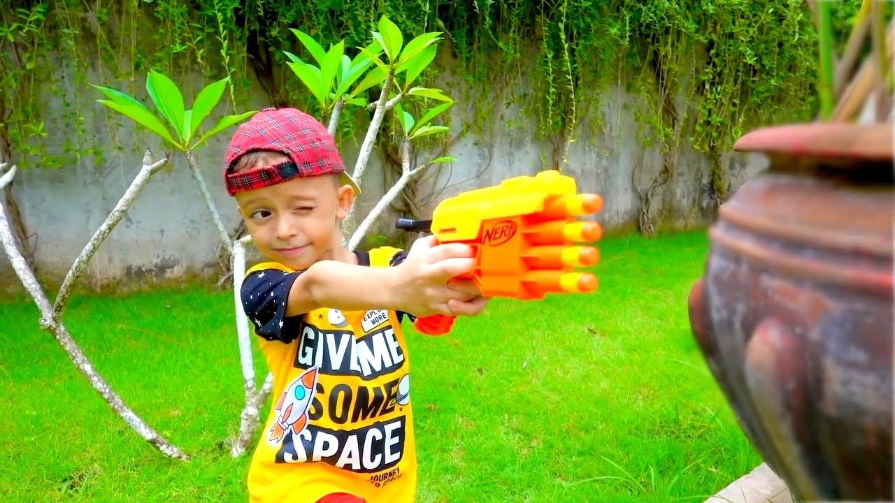 Детский сборник Марк играет в прятки  | Марк учит детей как нельзя себя вести