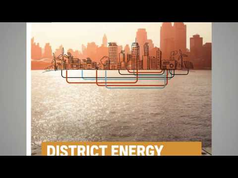 District Energy: Key to achieving low-carbon communities