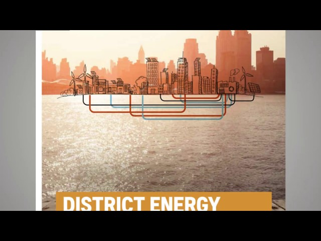 District Energy: The Key to Achieving Low-Carbon Communities