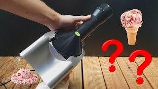 O que tem dentro da Máquina De Sorvete? Como funciona?