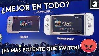La comparación mas asquerosa a Nintendo Switch | Tocby