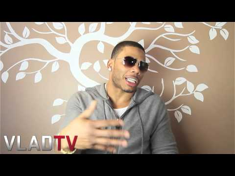 Nelly Doesn't Like People Picking Drake Apart