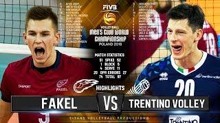 Baixar Fakel Novy Urengoy vs. Trenino Volley | Semifinal | Highlights | FIVB Club World Championship 2018