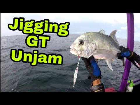 Trip Sow & Fast Jigging GT Unjam Penang