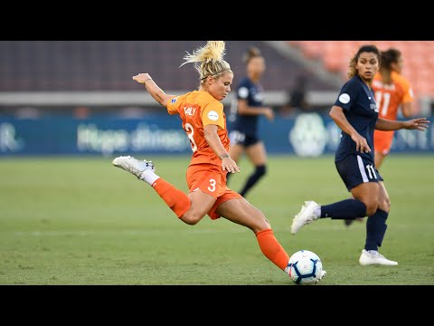 Highlights: Houston Dash Vs. Sky Blue FC | July 28, 2019