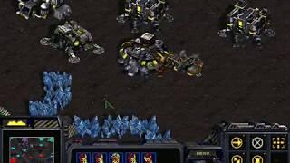 Game Tuổi Thơ - Starcraft Brood War #1 : Terran 1 chấp 7