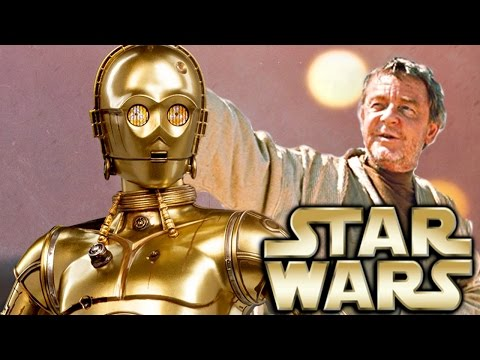 Why Owen Lars Didn't Recognize C3PO in A New Hope - Explain Star Wars