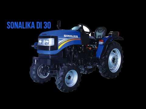 SONALIKADI30(30 hp) Tractor price &Technical specification