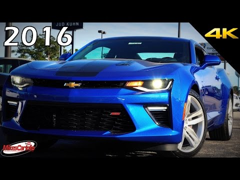2016 Chevrolet Camaro 2SS - Ultimate In-Depth Look in 4K