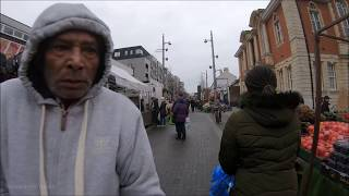 Walthamstow Market, London, England [4K]