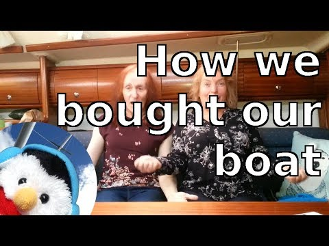 [27] How We Bought Our Boat
