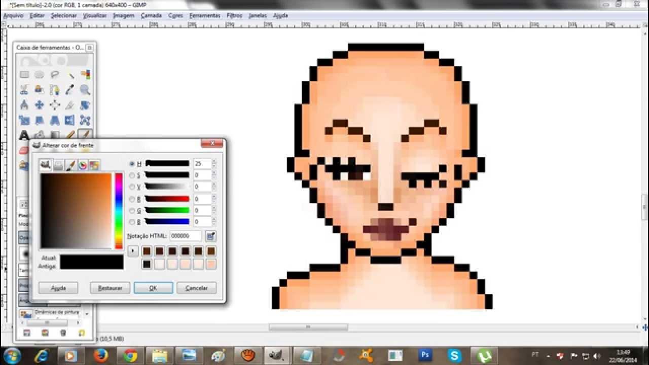 pixel art habbo