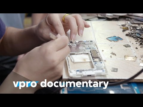 Producing the fairphone - (vpro backlight documentary)