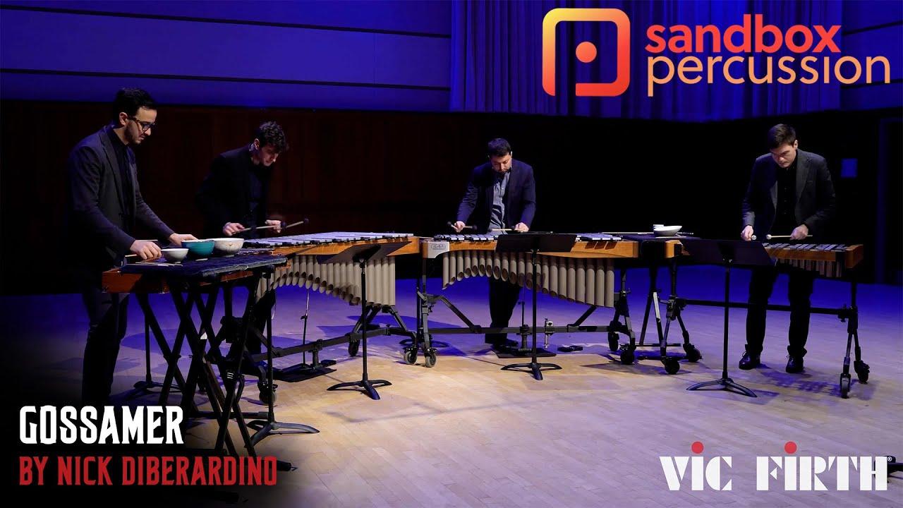 "Sandbox Percussion | ""Gossamer"" by Nick DiBerardino"