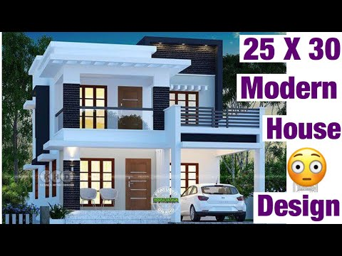 Repeat 25 X 30 House Design Plan Map 1bhk 85 गज