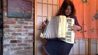 "Italian Mazurka ""Asleep or Awake"" Tra Veglia e Sonno accordion solo"
