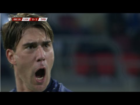Luxembourg Serbia Goals And Highlights