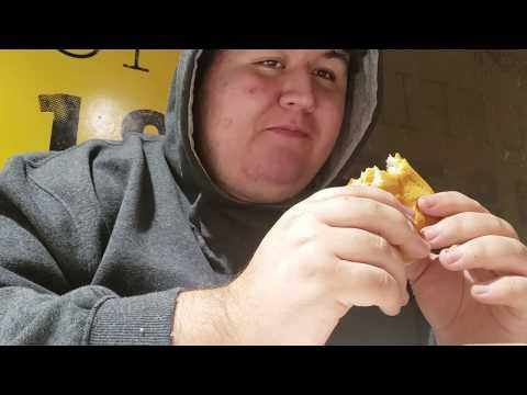 Damon's Food Reviews Double Filet O' Fish