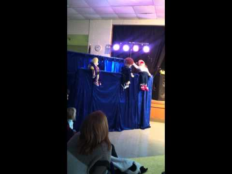 Puppet Show Mariners Bethel United Methodist Church