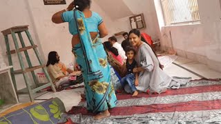 Indian family function party vlog hindi 2018 /Indian party ,masti time and fun- neha's kitchen villa