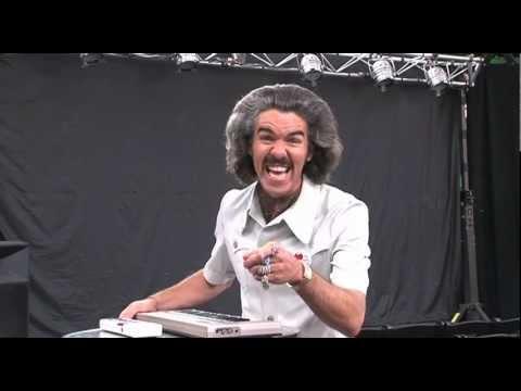 Fringe TV-Barry Morgan