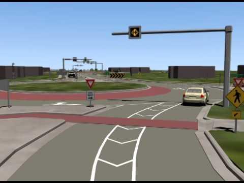 Northbound Marquette Road
