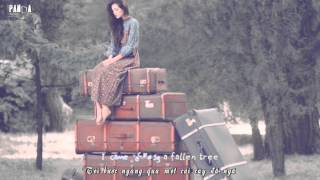 [Vietsub+Kara] Somewhere only we know - Lily Allen