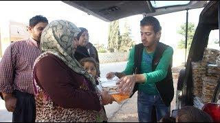 'Ramadan Kitchen' serves up iftar meals to refugees