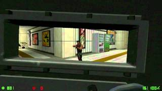 Counter-Strike: Condition Zero Deleted Scenes Walkthrough Fastline