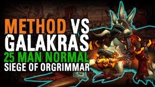 Method vs Galakras (25 Normal)