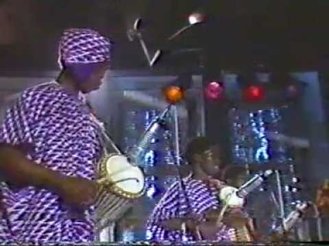 EBENEZER OBEY MONTREAL FESTIVAL CANADA 1983
