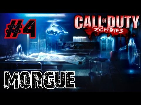 Call of Duty Custom Zombies: MORGUE▐ Soul Boxes COMPLETE! (Part 4)