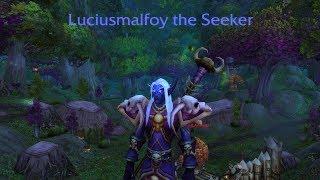 LuciusMalfoy: Nightborne Affliction Warlock Gameplay (Part 2) - WoW: Battle for Azeroth