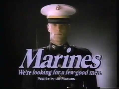 Marines commercial (sword classic)