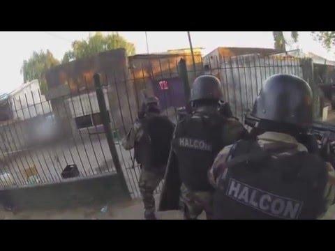 SWAT RAID ARGENTINA