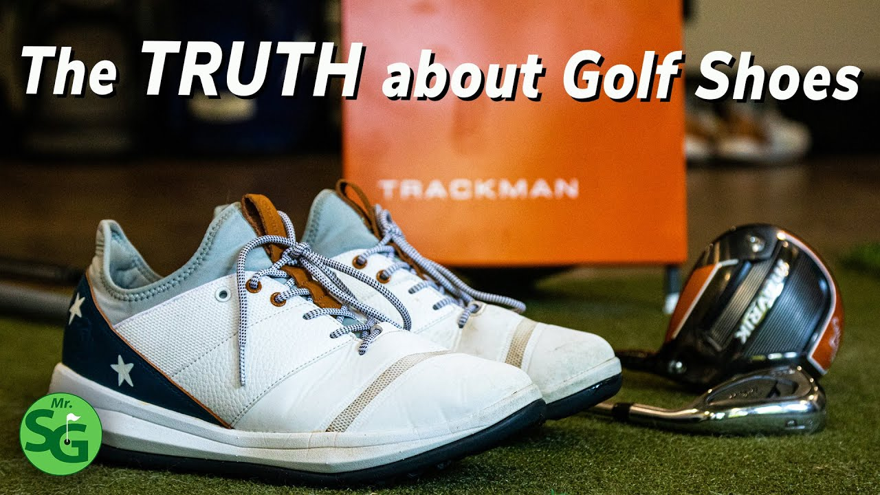 Can Golf Shoes Really Give You More Distance and Control?