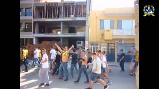 2.Hafta | Bucaspor'umuz 0-1 Tuzla | Buca İstasyon'dan Buca Arena Stadımıza BFC Korteji (2015-2016)
