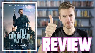 The Tomorrow War (2021) - Movie Review
