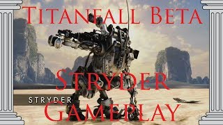 Titanfall Beta Impressions with Stryder Gameplay